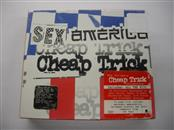 LEGACY CD CHEAP TRICK SEX AMERICA CD SET